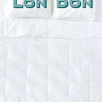 London Pillow Cases