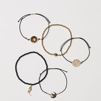 5-pack Bracelets - from H&M
