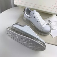 Alexander Mcqueen Oversized Sneakers With Air Cushion Sole Reference #12 - Best Online Sale