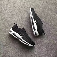 NIKE AIR MAX 97 OG BLACK WHITE