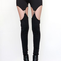 Cult Firewall Garter Leggings