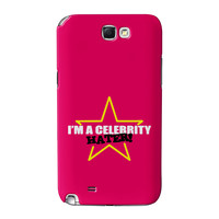 Celebrity Hater Full Wrap High Quality 3D Printed Case for Samsung Galaxy Note 2