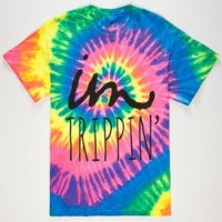 IMPERIAL MOTION Tie Dye Trippin Mens T-Shirt