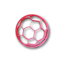 Soccer Game Cookie Cutter