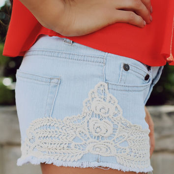 Off the Map Shorts