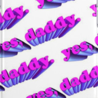 Yes Daddy Phone Case by shoptumblr