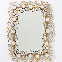 Circle Jig Mirror - Anthropologie.com