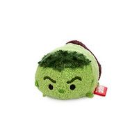 Disney Hulk ''Tsum Tsum'' Plush - Mini - 3 1/2''