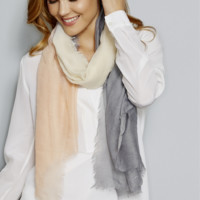 Ombre Scarf Assorted 3 Colors