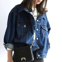 Denim Jacket for Women Grils