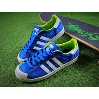 Adidas Originals Superstar Matchcourt Low Shoes Blue Sneaker