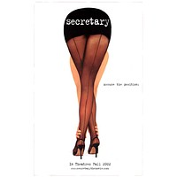 Secretary 11x17 Movie Poster (2002)