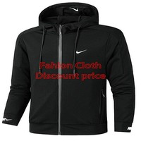 Nike Dri-FIT Mens Training Hoodie Nike Sweater Black