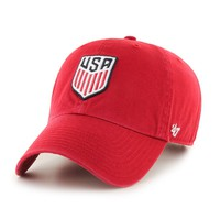 US Soccer '47 Clean Up