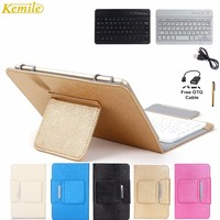 Leather Case with Wireless Bluetooth Keyboard For Apple iPad mini