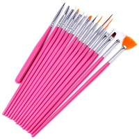 15pcs/set Nail Art Brushes