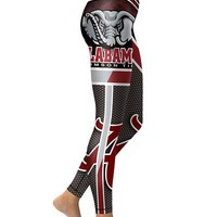 Alabama Crimson Tide Women's Leggings