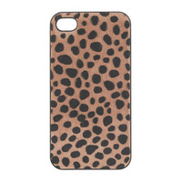 Calf hair case for iPhone 4 - odds & ends - Women's accessories - J.Crew