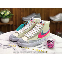 Morechoice Tuia Nike Blazer Mid Vntg 77 Casual Women Men Flat Shoes Leather Suede Sneaker Dc0707 164