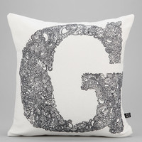 Martin Bunyi For DENY Isabet G Pillow - Urban Outfitters