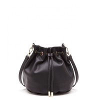 Sole Society Quentin Vegan Mini Bucket Bag
