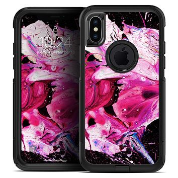 Liquid Abstract Paint V5 - Skin Kit for the iPhone OtterBox Cases