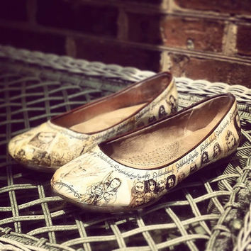 """Lord Of The Rings """"Hobbit"""" Shoes/Ballet Flats"""