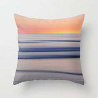 mare 254 Throw Pillow by Steffi Louis-findsFUNDSTUECKE