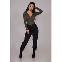 Fashion Casual Cargo Pants