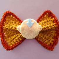 Avatar The Last Airbender Bow Collection: Aang