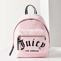 Juicy Couture For UO Velvet Mini Backpack | Urban Outfitters
