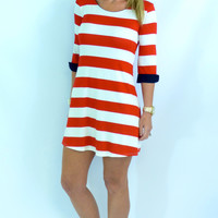Cuffed Up Cutie: Striped