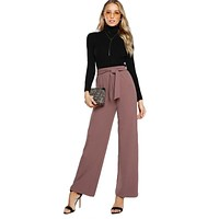 FASHION FLARE PANTS