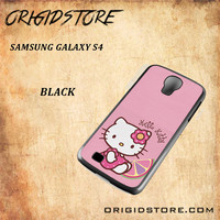 Hello Kitty Pink Lemon For Samsung Galaxy S4 - Gift Present Multiple Choice