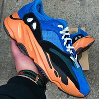 Adidas Yeezy Boost 700 V3 Bright blue Sneakers Shoes
