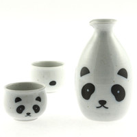 Kotobuki Trading Co.: Panda Sake Set, at 20% off!