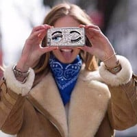 3D Eye Case Fashion for iphone 7 & 7 Plus