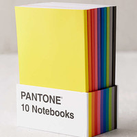 Pantone Notebooks Set | Urban Outfitters