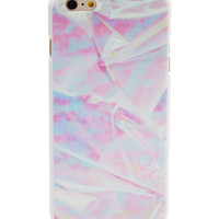 Iridescent Foil Wrap Case for iPhone