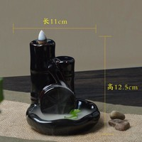 Flow Stove Incense Burner