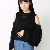 Purchasing WC/リング付きニット ブラックF(ID:61160) on behalf of you|BuySmartJapan