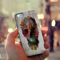 Floral Skeleton case for Iphone 4, 4s, Iphone 5, 5s, Iphone 5c, Samsung Galaxy S3, S4, S5, Samsung Galaxy Note 2, Note 3.