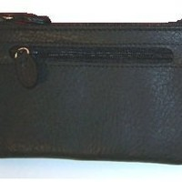 Rolfs Essentials Black Card, Keys and Coin Wallet