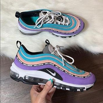 Nike Air Max 97 Space Purple Sneakers Shoes