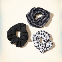 Girls Scrunchie 3-Pack | Girls Shoes & Accessories | HollisterCo.com