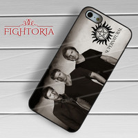 Supernatural Team Free Will -Str1 for iPhone 4/4S/5/5S/5C/6/6+,samsung S3/S4/S5/S6 Regular/S6 Edge,samsung note 3/4