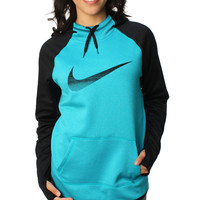 Nike Women's Therma FIT Swoosh Out All Time Hoodie