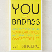 You Are... By Jen Sincero | Urban Outfitters