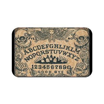 Ouija Angel of Death Bath Mat