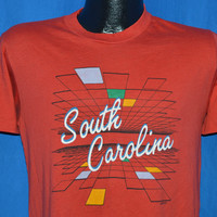 80s South Carolina Geometric t-shirt Medium